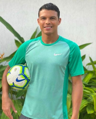 Тиаго Силва фото 3