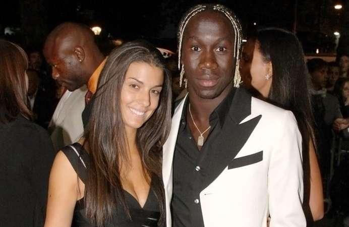 Бакари Санья и его сексуальная жена Людивин