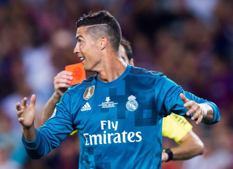 Криштиану Роналду хочет уйти из Реала