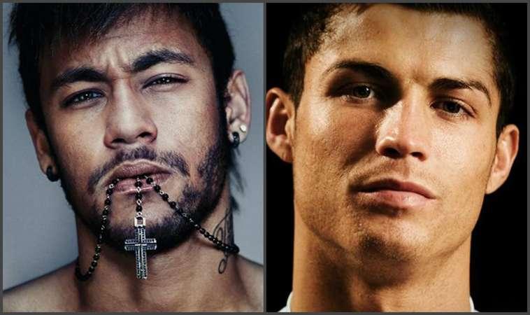Самые красивые футболисты — ТОП 10
