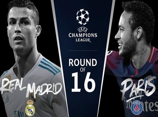 Реал  уничтожил ПСЖ в Лиге Чемпионов