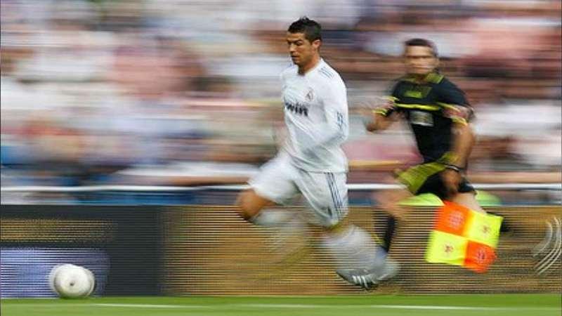 Самые быстрые футболисты мира ТОП 10