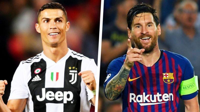 Криштиану Роналду или Лионель Месси- кто лучше в 2018 году?