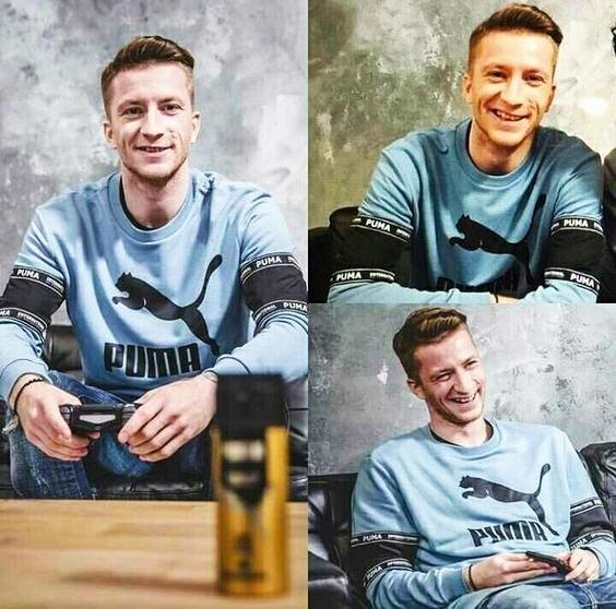 Марко Ройс - капитан Боруссии Дортмунд, фото