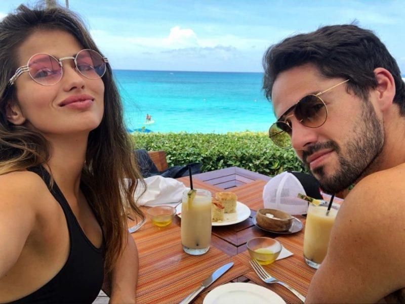 Иско и Сара Саламо