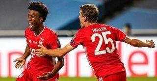 ПСЖ Бавария Финал Лиги Чемпионов 2020